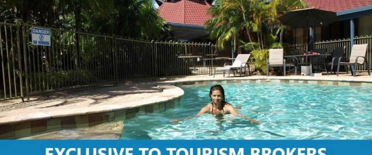 2620ML - 4 Star Gold Coast Motel, Nothing to Spend