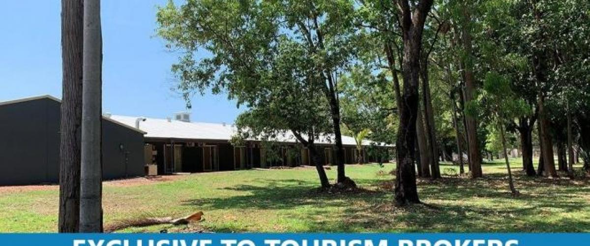 2639ML - TOP END TROPICAL RESORT LEASEHOLD