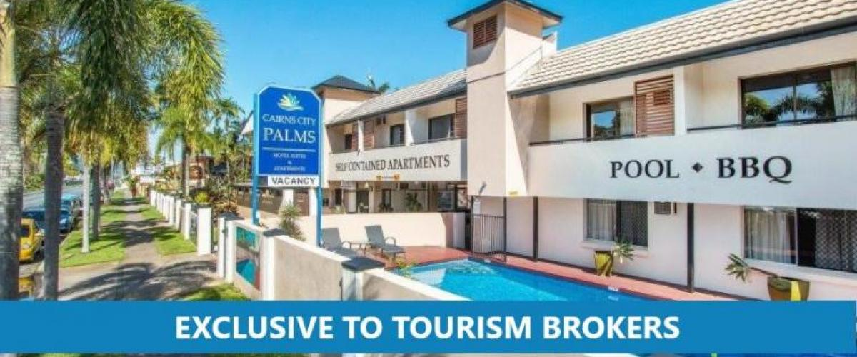 2654ML - 41% ROI, 33 ROOMS, EASILY MANAGED MOTEL IN CENTRAL CAIRNS