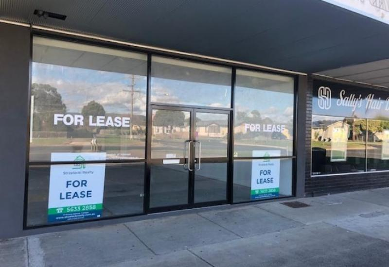 Fully Renovated Shop - Potential for six months free rent