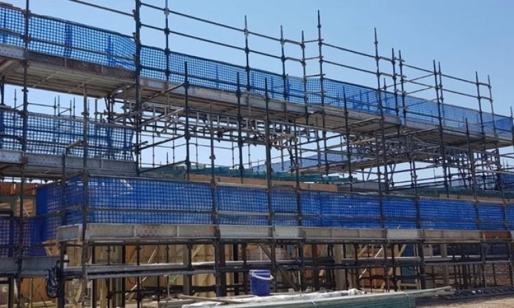 Scaffolding Hire & Installation SEQ Central Location