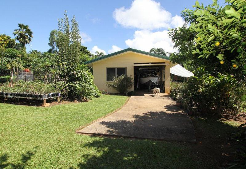 Landscaped, Fenced And a Block Shed !