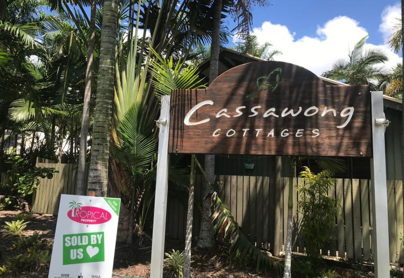 Cassawong Cottages Mission Beach