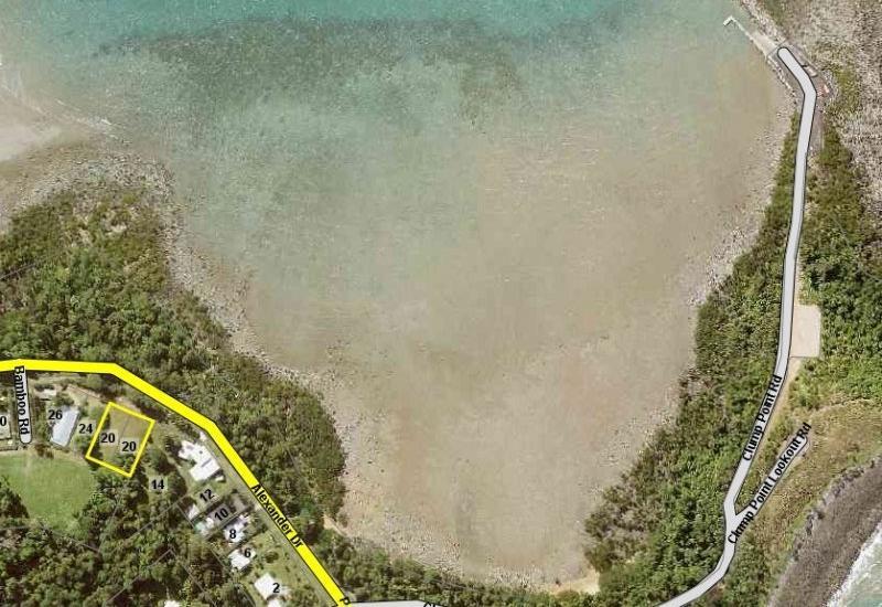 Beachfront Development Potential with Ocean Views !