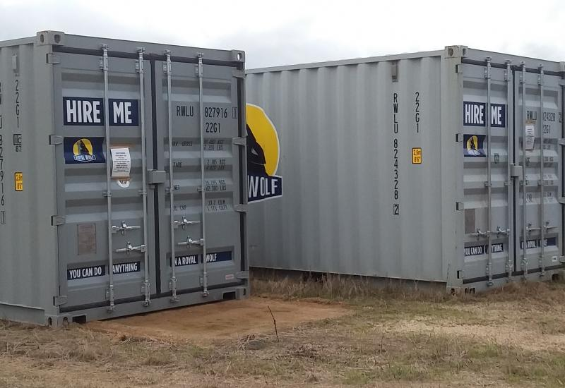 Container Business For Sale
