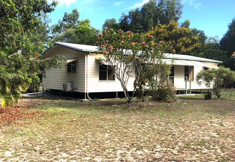 Beach Acreage House and Shed $370K