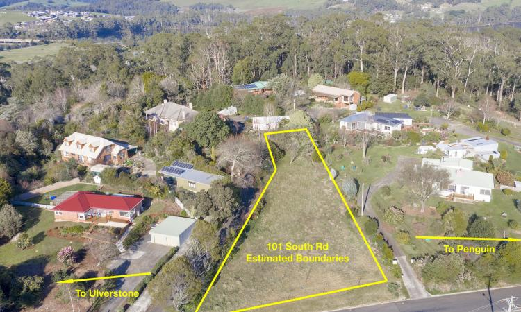 North Facing Block (1/3 of an Acre) Offering an Array of Options