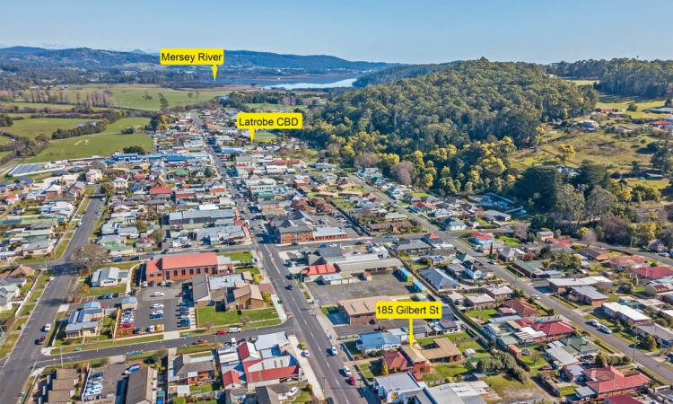 Enormous Opportunity in the Heart of Latrobe