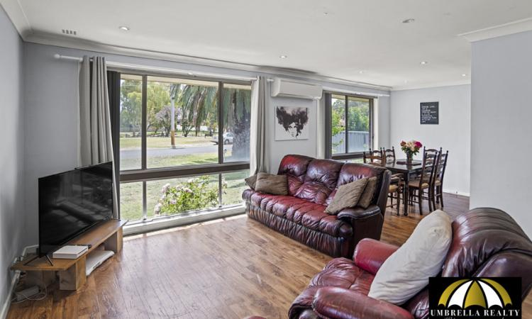Spacious 3 x 1 in Sought after East Bunbury