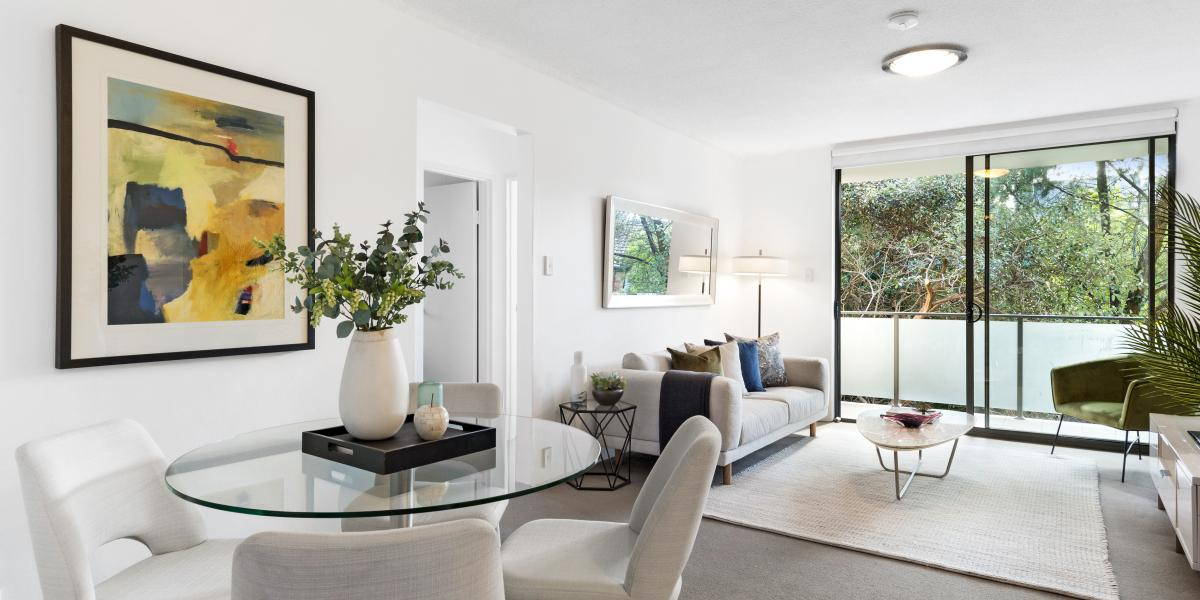 Private and Peaceful on North Sydney's Cusp