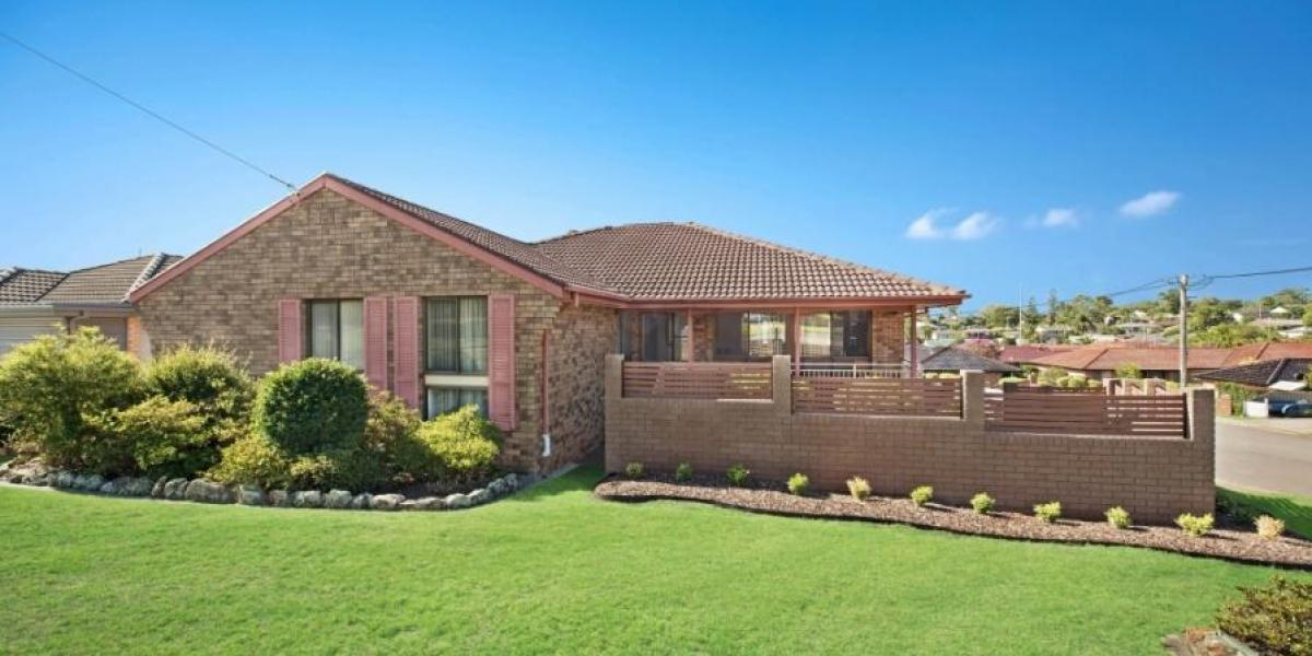 Desirably Positioned Brick Home