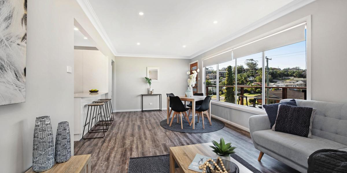 Fully Renovated with Space for a Granny Flat!