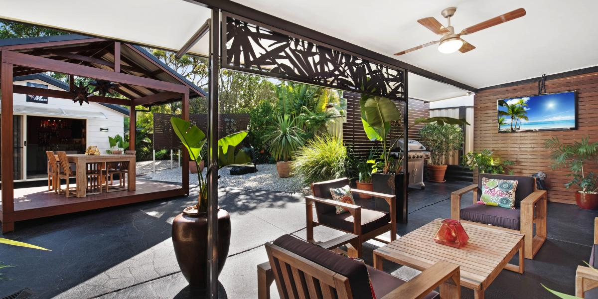 Private & Secure Tropical Haven