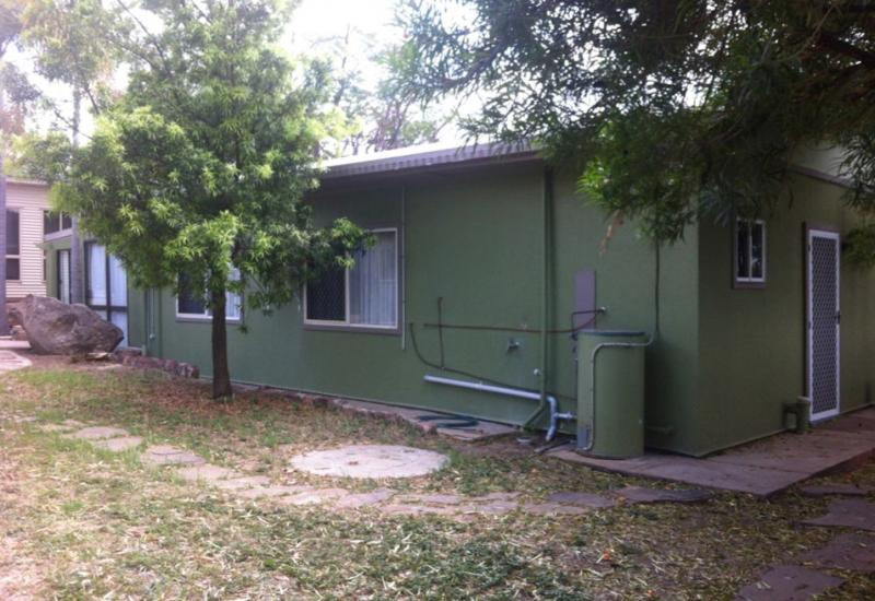Large 2 bedroom plus sleepout home