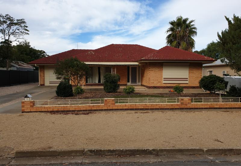 Ideal family home or one for the astute investor