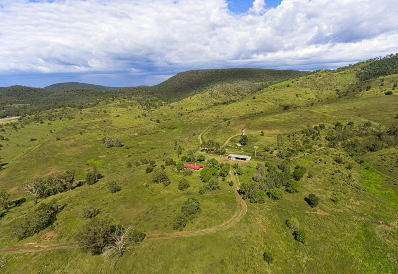 'Braune Erde' 589 Acres, 3 Freehold Titles