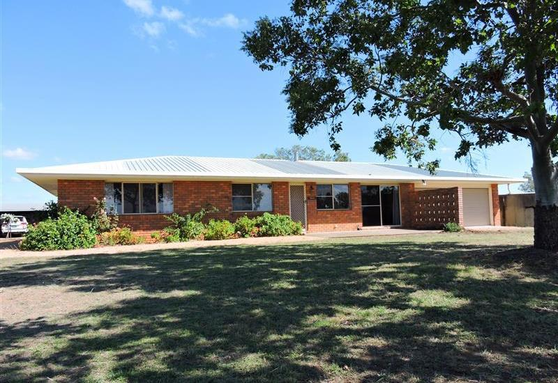 56.23 Acres, Two Titles, Brick Home and Large Shed