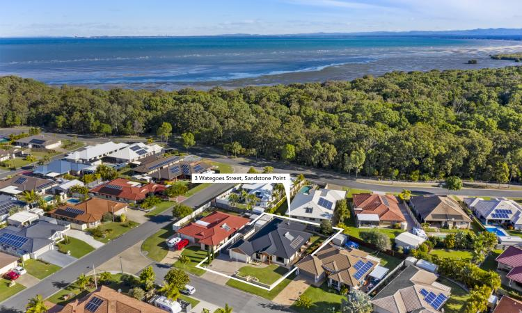EXCLUSIVE OPPORTUNITY AT SANDSTONE POINT