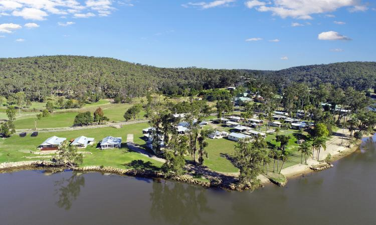 Lower Portland Holiday Park - Great Location, Huge Business Potential.