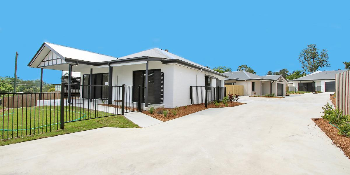 Retire to beautiful township of Woodford - Only 4 Left