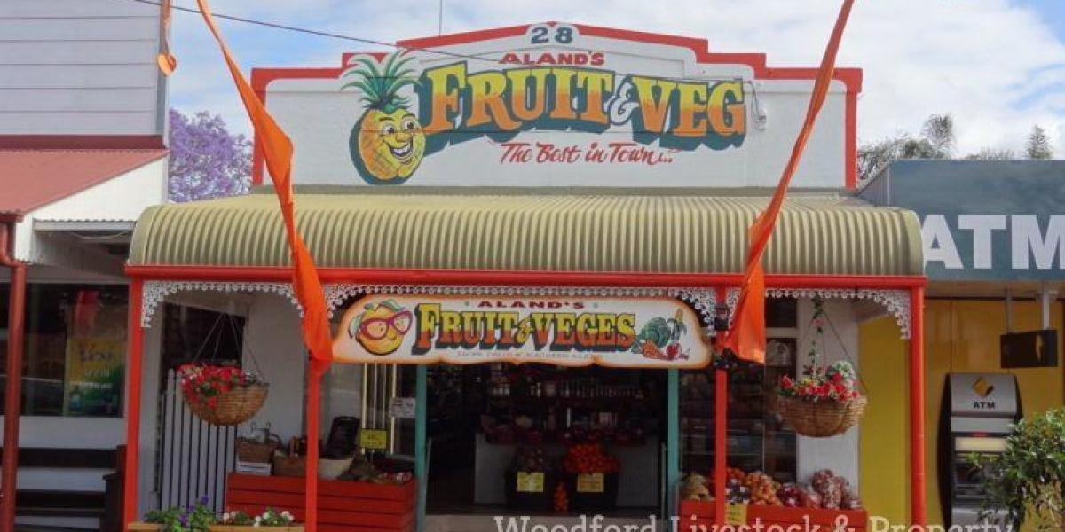 Kilcoy - Fruit Shop Available to Rent