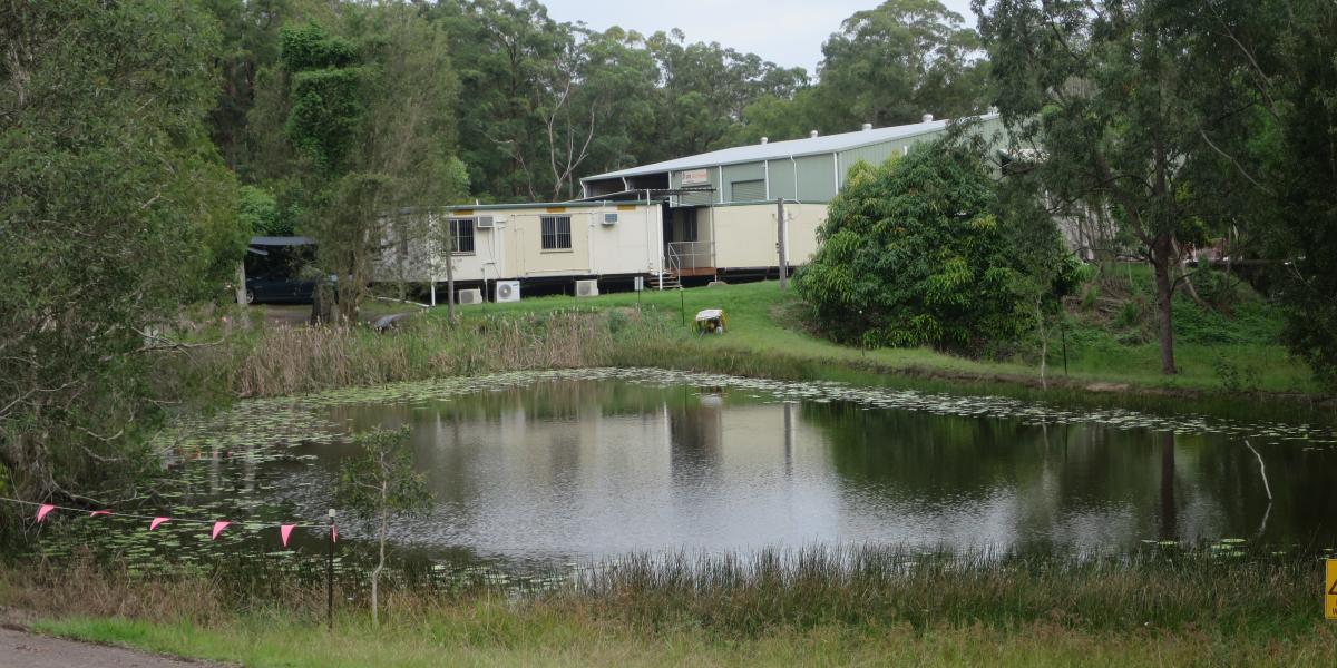 R.T.O Training Campus for Lease in Landsborough