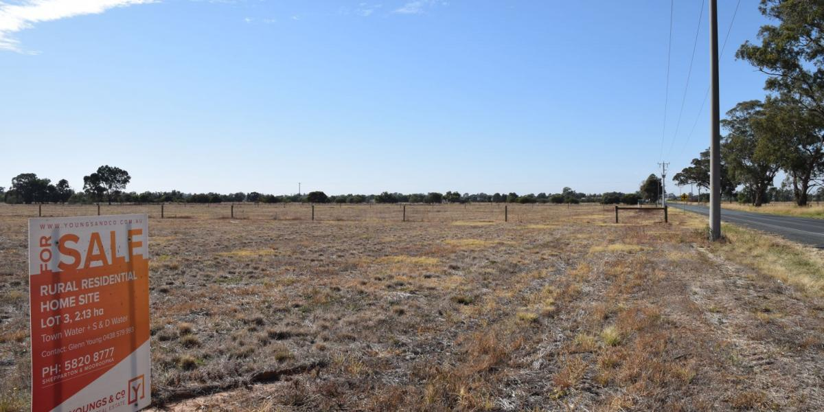 4 x Rural Residential Blocks - Doorstep of Tatura