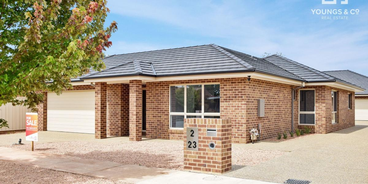 2 Brand New Town Houses - North Central Shepparton