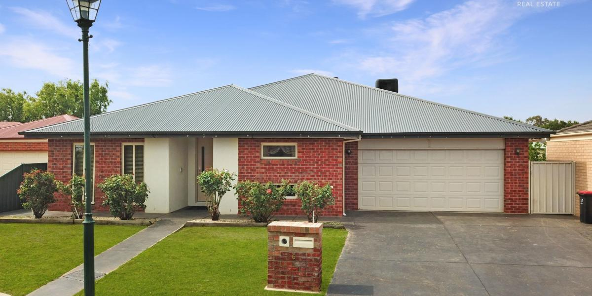 4 Bedrooms + Study, 3 Living Areas, Close to GV Health & New Super School