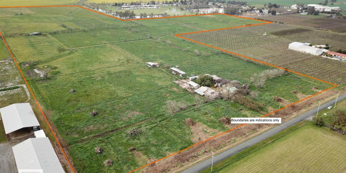 GOULBURN VALLEY 33 HECTARE (83 ACRE) IRRIGATION PROPERTY