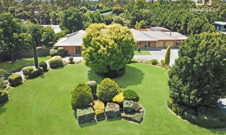 5 Bedrooms - 3 Living Areas - IG Pool -  Approx. 1 Acre close to GV Health & GV Grammar School