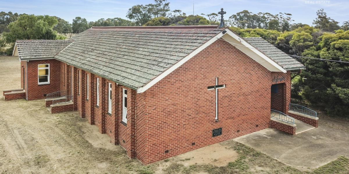 A Rare Opportunity - The Former St Josephs Church Undera