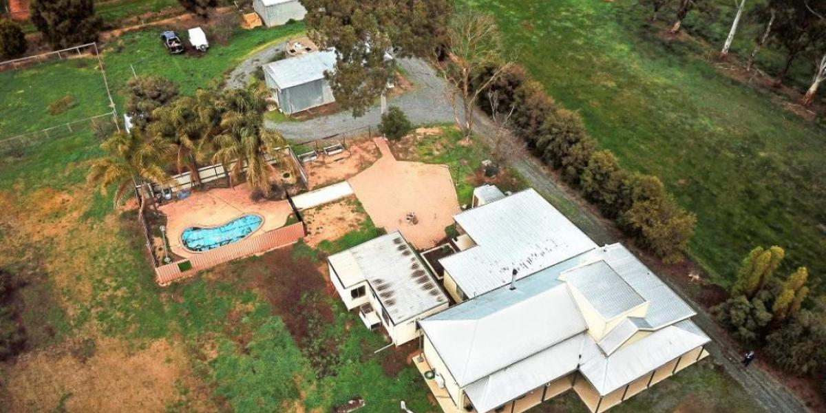 Quality Lifestyle Property - 3.9ha (approx 10 Acres) Close to Mooroopna