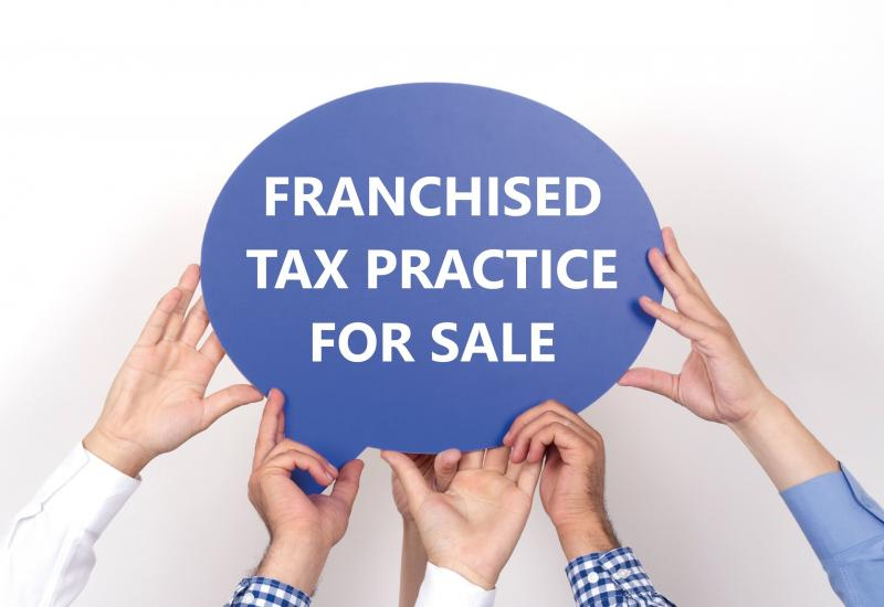 NEW LISTING - Franchised Tax Practice